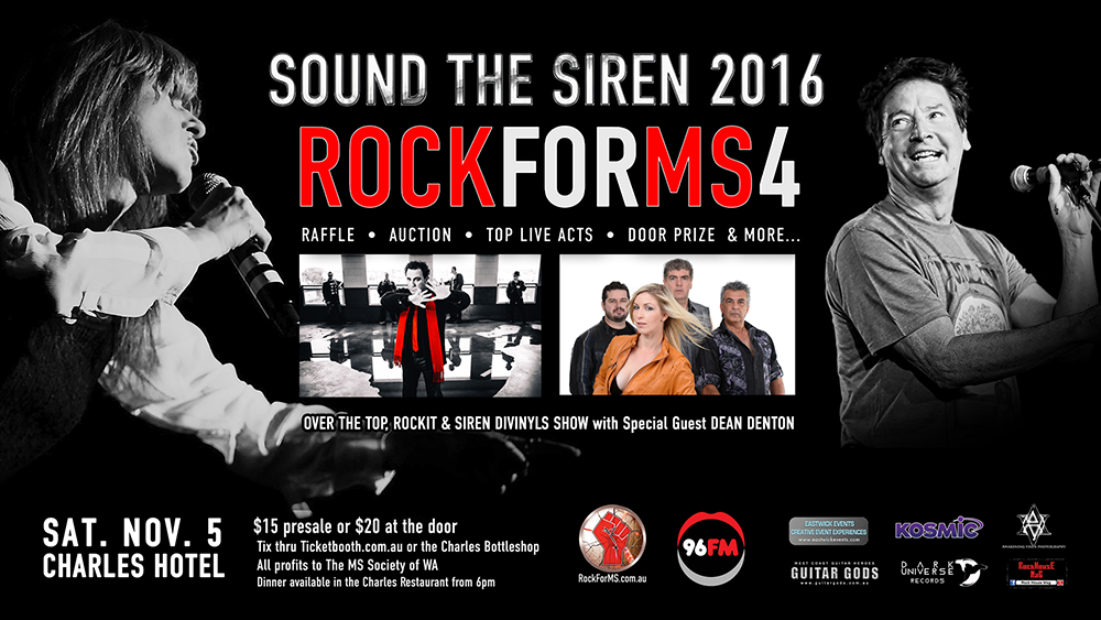 Rock For MS4